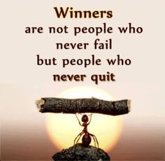 Winners Are Not Those Who Never Fail, But Those Who Never Quit. #Quotes #Business #jskseocompany #winner  www.jskseo.com