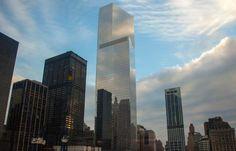 Nueva York corta la cinta del primer edificio en la zona cero | Internacional | EL PAÍS