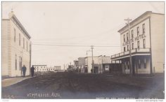 RP: Main Street at Alberta Hotel , VERMILION , Alberta , Canada , 00-10s Item number: 285803381  - Delcampe.com