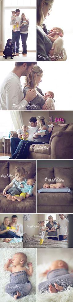 Little Mr. L   Newborn Lifestyle   Kamloops Photographer   Brynnstone Photography