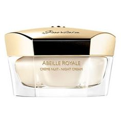 Guerlain Abeille Royale Night Care 50ml Guerlain Abeille Royale Night Care is enriched with Royal Jelly to boost skin regeneration. Comfortable, soothing and nutritive Guerlain Abeille Royale Night Care has a second skin texture to smooth,  http://www.MightGet.com/february-2017-2/guerlain-abeille-royale-night-care-50ml.asp
