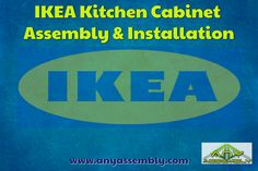 Assembly of all kinds of IKEA kitchen cabinets in the Washington DC, MD, VA. Just click the button.