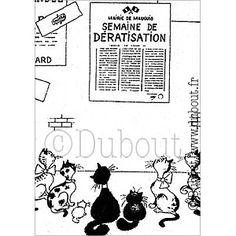 Bon week-end avec ces dessins d'Albert Dubout                                si ça pouvait se passer toujours comme ça.....!
