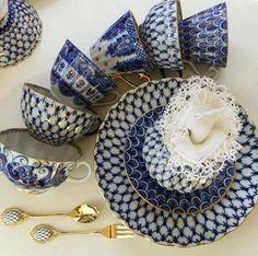 Lomonosov Porcelain, St. Petersburg, Russia.