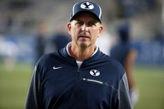 BYU  Football's Ty Detmer 'released from role' as offensive coordinator