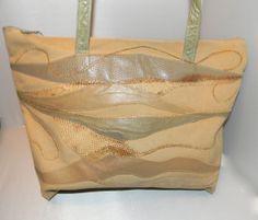 Vintage tote   Carlos Falchi Shoulder bag  multi by FeliceSereno, $35.00