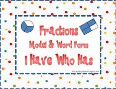 Fraction Freebies!