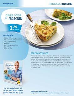 Broccoli quiche - Lidl Nederland