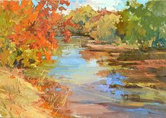 Lori Putnam - UnbeLeafable- Oil - Painting entry - August 2016 | BoldBrush Painting Competition