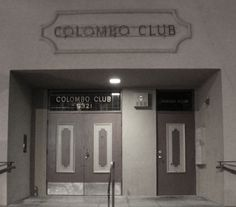 The Colombo Club at 53rd and Claremont has been a social gathering place for Italians in Oakland for almost 100 years. Photo by Amna Hassan.