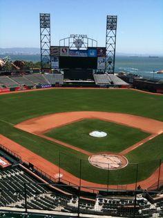 AT & T Park - San Francisco Giants