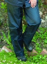 Regatta - Waterproof Over Trousers 100 waterproof nylon trousers with fully taped seams Colour Navy Size S to
