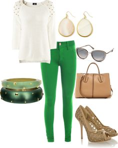 """""""Smart and Casual"""" by mitika1980 on Polyvore"""