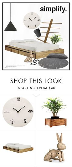 """jukka..."" by ian-giw ❤ liked on Polyvore featuring interior, interiors, interior design, home, home decor, interior decorating, Magenta, WoodWarmth Products, MASH Studios and Hey Sign"