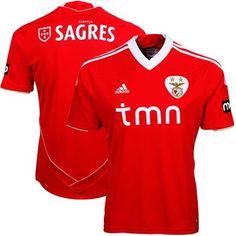 Cheap Portuguese Primera Liga S.L. Benfica Home Soccer Jersey Father day sale