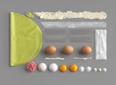 Carl Kleiner was hired by IKEA to shoot the recipes for their new baking book called Hembakat är Bäst [Homemade is Best]. The amazing food styling has been created by Evelina Bratell. Pop Design, Graphic Design, Ikea Design, Food Photography Styling, Food Styling, Life Photography, Styling Tips, Fashion Photography, Ikea Book