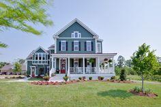 Plan 30018RT: Award-Winning Farmhouse Plan