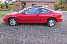 1998 Chevrolet Cavalier Coupe (2 door)