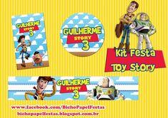 Kit Toy Story Para Imprimir