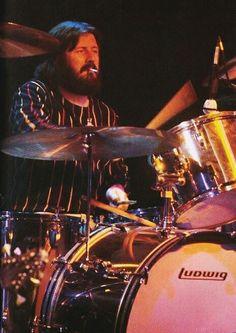 John Bonham, Led Zeppelin
