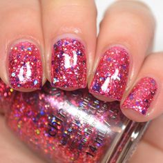 """China Glaze """"Ugly Sweater Party"""" from the Cheers collection for Winter 2015."""
