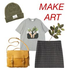 Untitled #70 by kittymaid on Polyvore featuring Dark Seas and Toast