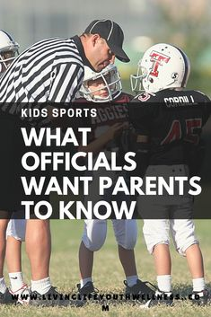 The 10 things that officials want parents to know to prevent parents from yelling at referees. Kids sports parents: What officials want parents to know for kids sports organization. Parenting Teens, Parenting Humor, Parenting Hacks, Sports Organization, Team Coaching, Kids Mental Health, Referee, Exercise For Kids, Kids Sports