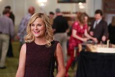 """In a year that unleashed political plotlines on """"Political Animals,"""" """"Scandal,"""" """"The Newsroom"""" and the upcoming Penn,"""" Amy Poehler still shines as newly elected city councilwoman Leslie Knope on """"Parks and Recreation. Best Tv Shows, Favorite Tv Shows, Parks And Recs, Madam Secretary, Leslie Knope, Amy Poehler, Parks And Recreation, Picture Photo, Basic Tank Top"""