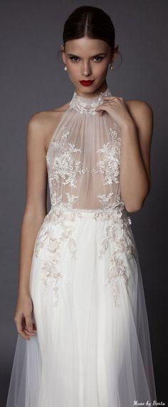 Muse by Berta Wedding Dress ARMANDA 3 | Deer Pearl Flowers