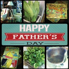 Garden Way Home & Garden..... gifts for Father's Day