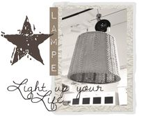 Sweater recycle lamp shade
