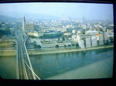 pohľad na Bratislavu, Dunaj