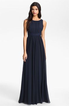 French Connection 'Summer Spell' Chiffon Maxi Dress available at Nordstrom