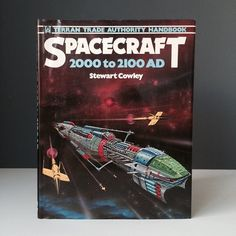 Spacecraft 2000 to 2100 AD Terran Trade by OwliceandStone on Etsy