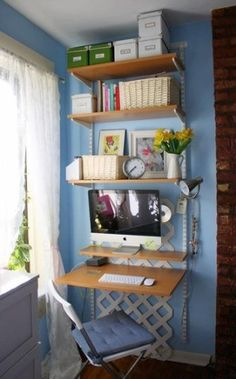 small nook desk space ideas