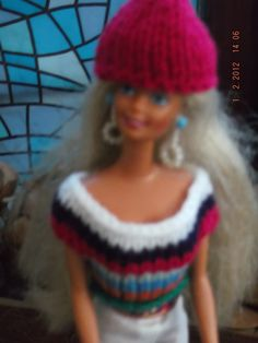 Handmade Outfit for Barbie Doll   SEE SPECIAL OFFER  (nannycheryl original) 984  £3.00