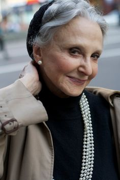 """ADVANCED STYLE: """"To Age Is A Privilege"""""""