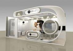 futuristic exhibition design - Google Search