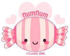 numnum [Thanks, sweet princess Verona]