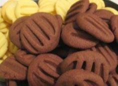 Pudinkové sušenky s chutí vanilky