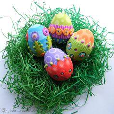 пасхальные яйца идеи - Поиск в Google