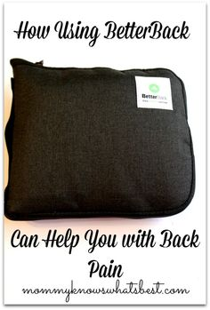 Need help for back pain?BetterBackwas made to help people who to sit for hours at a time avoid back pain. Get help for back pain in just minutes a day!