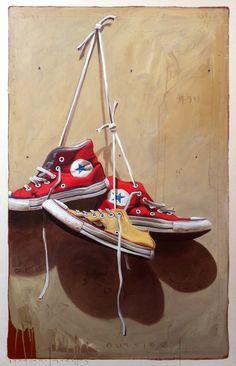 """#511"", 62 x 39, Oil on Canvas, Eisenhauer Gallery"