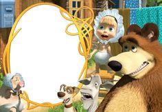 Efecto de fotos de la categoría: Masha y el Oso.