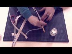 Cartalana - Come filare la carta - YouTube