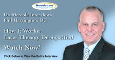 Dr. Harrington discusses the health benefits of K-laser therapy as well as the reasons why you should consider this treatment first before you try surgery. http://articles.mercola.com/sites/articles/archive/2013/07/28/k-laser-benefits.aspx