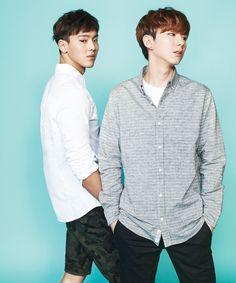 Shownu and Kihyun | MONSTA X