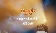 Find out how we created the beam of the lighthouse at the end of Caminandes: Llamigos. To save render time - instead of using the standard way of casting an actual light...