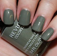 Spanish Moss by Revlon. Literally my favorite color for fall!