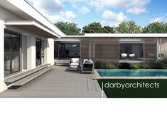 Private office extensions, Johannesburg, South Africa - www.darbyarchitects.co.za